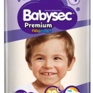 Pañal Babysec Premium XXG 14