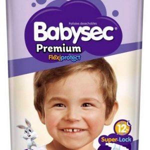Pañal Babysec Premium XXG 16