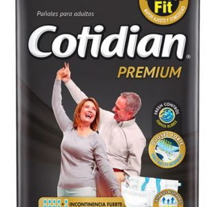 Pañal Cotidian Premium G 22