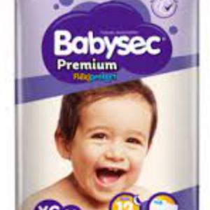 Pañal Babysec Premium XG 14