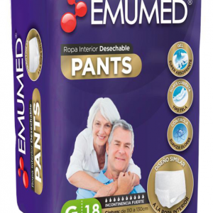 Calzon Pants Emumed G 18