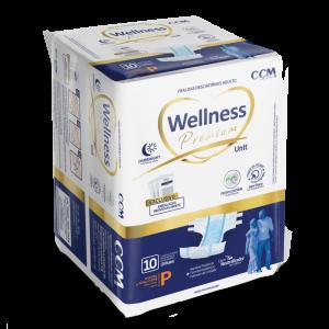 Pañal Wellness Premium Talla P