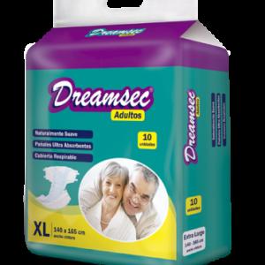 Pañal Dreamsec 10 Talla XL