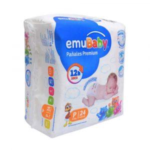 Pañal Emubaby P24