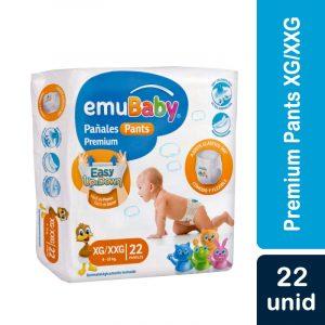 Calzón Emubaby XG/XXG 22