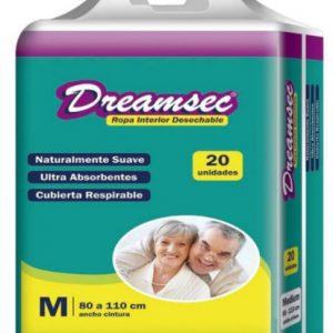 Calzón Pants Dreamsec M 20